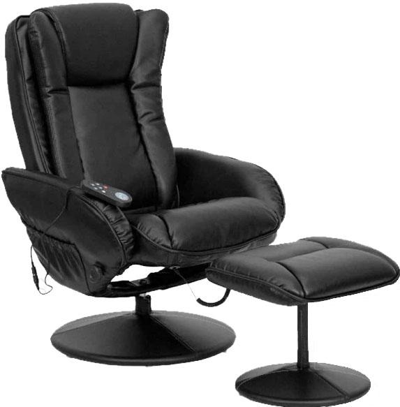 Flash Furniture Massaging Recliner
