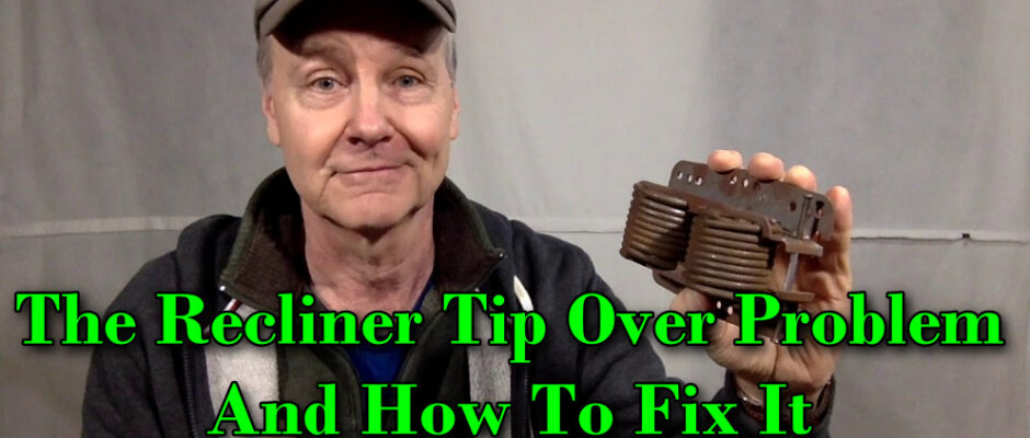 The Recliner Tip Over Problem And How To Fix It
